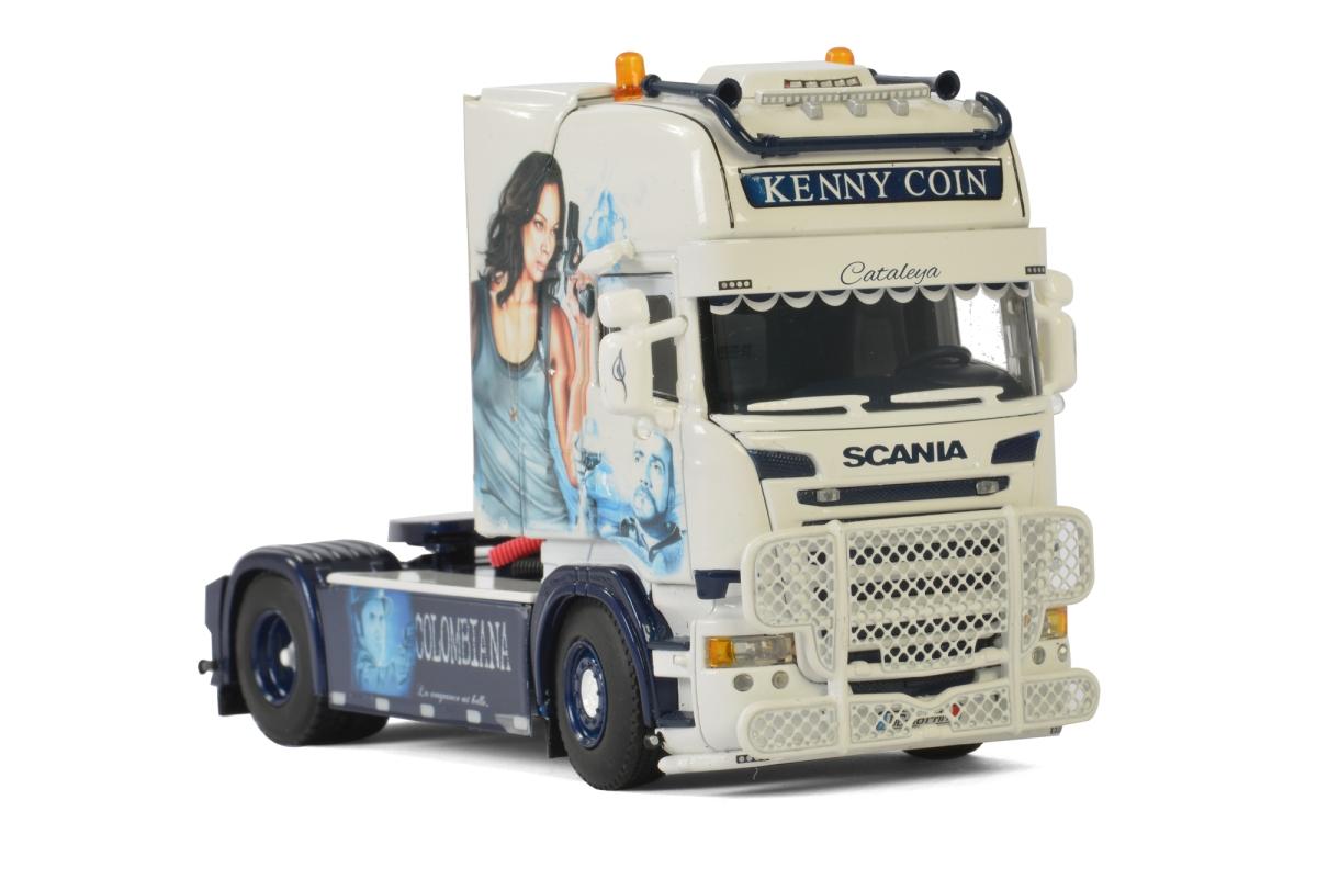 Scania Streamline Topline  Kenny Coin