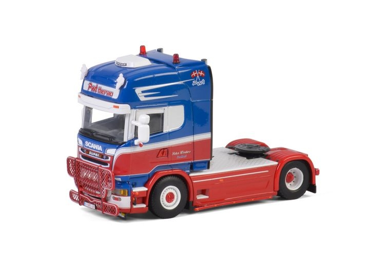 Scania Streamline Topline PWT Thermo