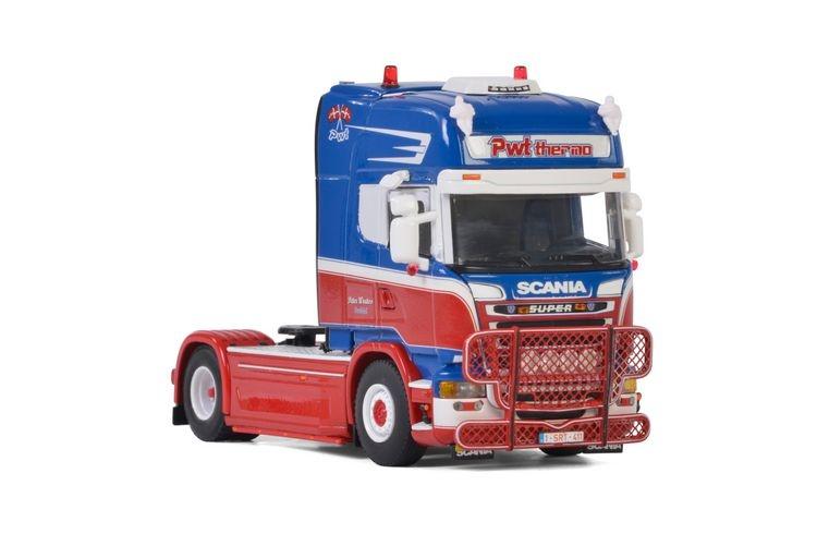 Scania Streamline Topline PWT Thermo