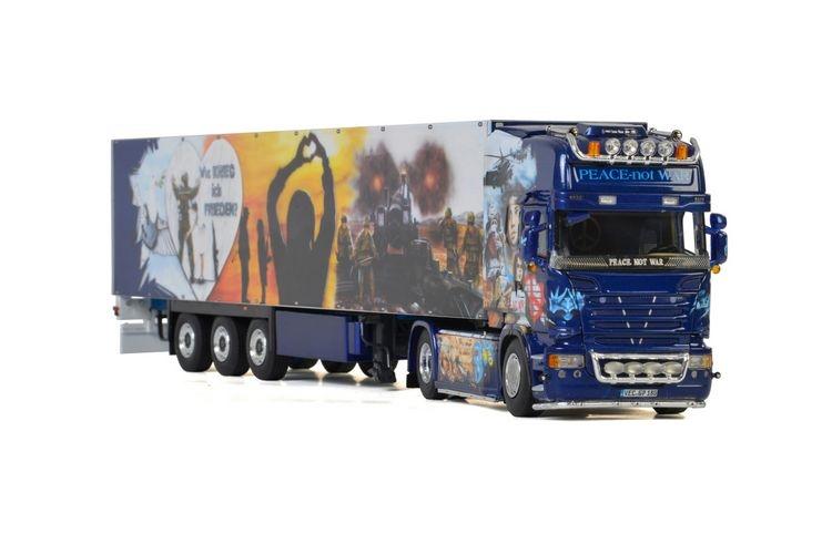 Scania Streamline Topline Reefer  Guenter Pille
