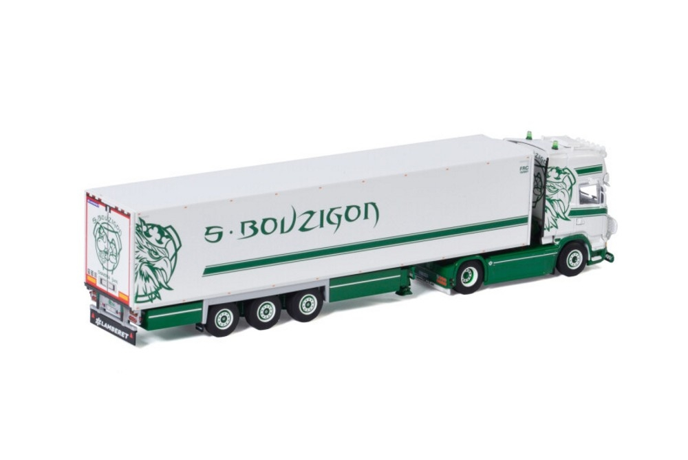 Scania Streamline Topline  Reefer  S. Bouzigon