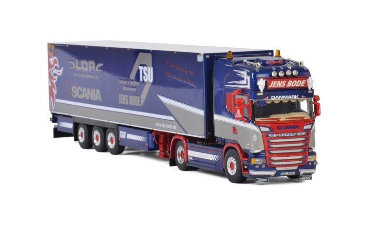 Scania Streamline Topline Reefer  TSU Jens Bode