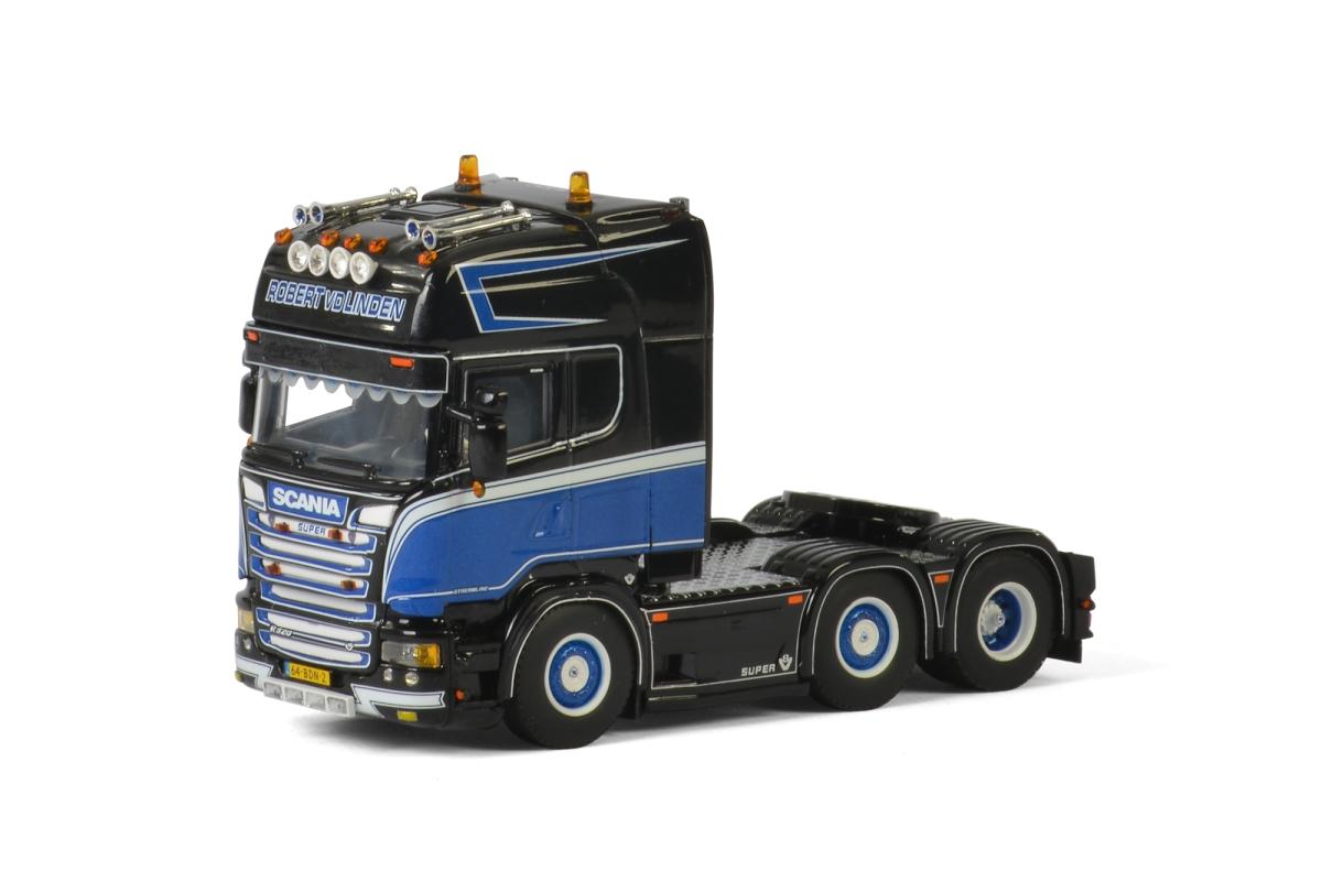 Scania Streamline Topline Robert v.d. Linden