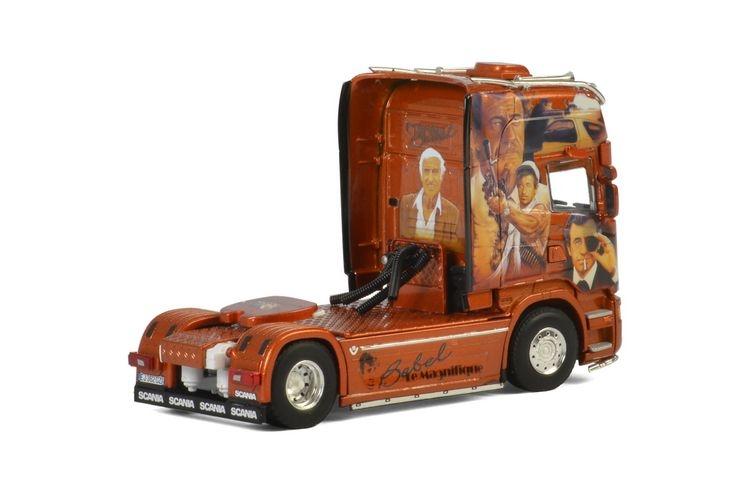 Scania Streamline Topline STC Transport v2