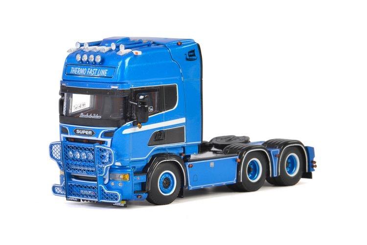 Scania Streamline Topline Transport Fast