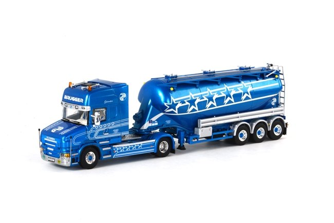 Scania T  Eutertrailer Brugger