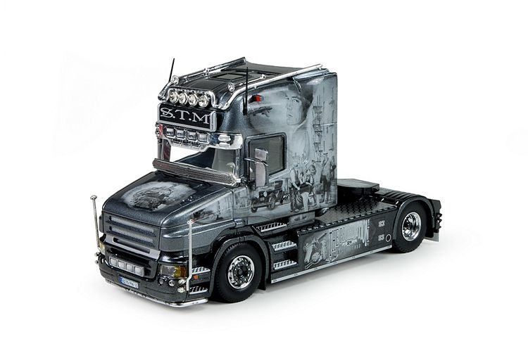 Scania T serie Topline STM
