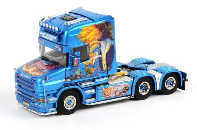 Scania T Topline Heros Dragonliner