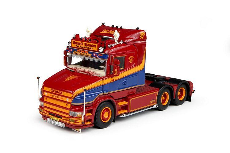 Scania T4 Hansen Mikael