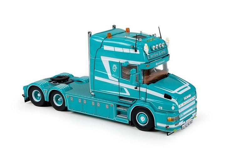 Scania T4 Longline Verbist