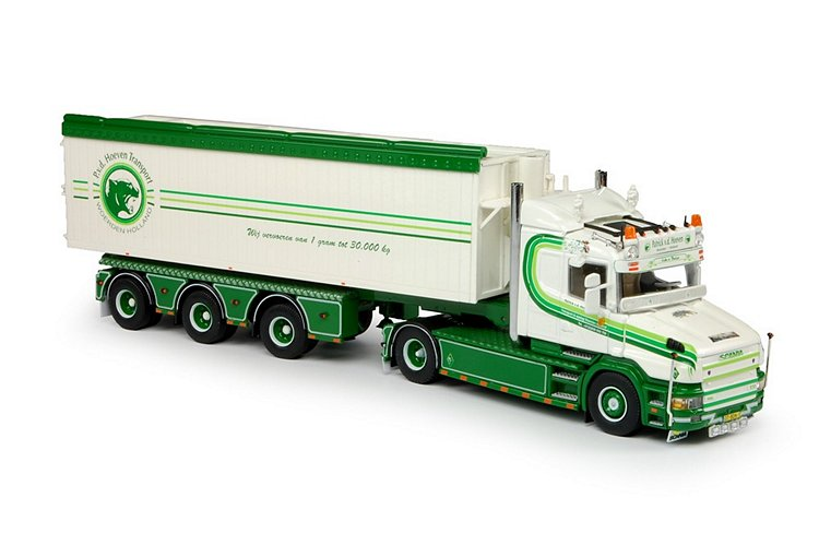 Scania T4 Torpedo Hoeven v.d Patrick