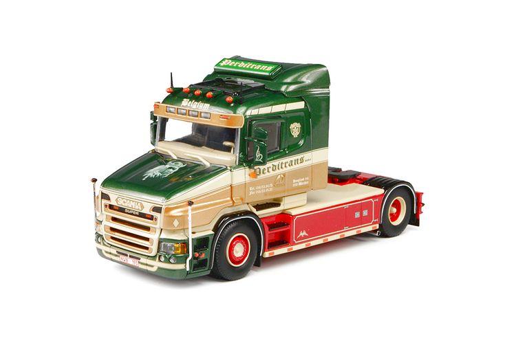 Scania T480 Lowline  Perditrans