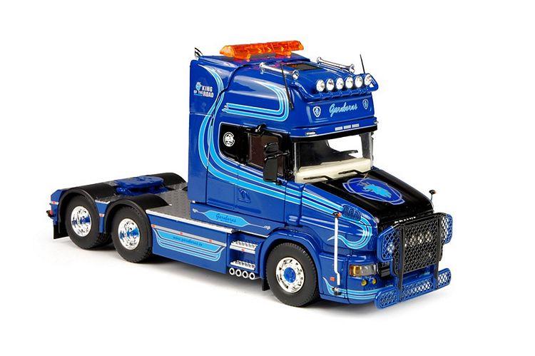 Scania T5 serie Topline Garnborns