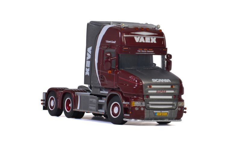 Scania T5 Torpedo Topline 6x2 Vaex