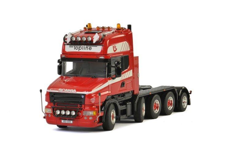Scania T5 Torpedo Topline WSI Premium Line