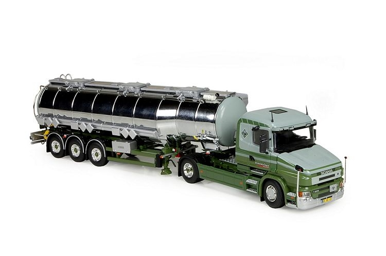 Scania T500 Tankauflieger  Staalduinen