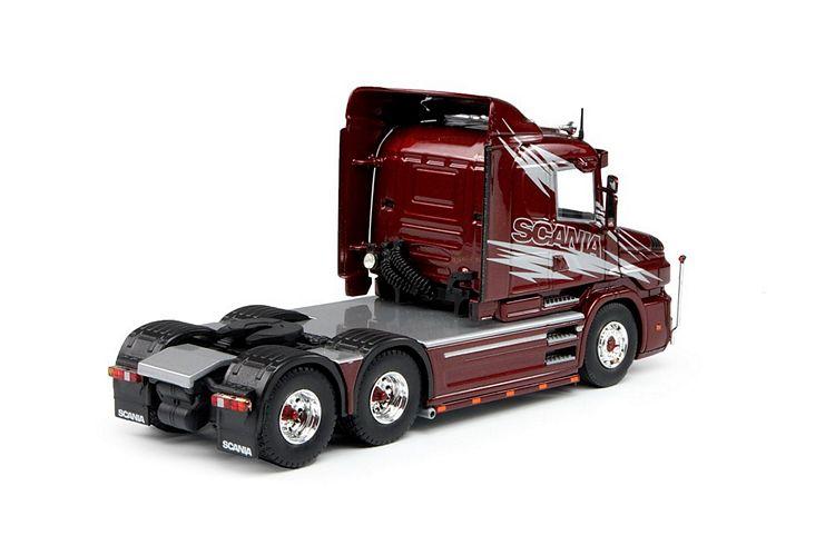 Scania T6 6x4 T.B.P.
