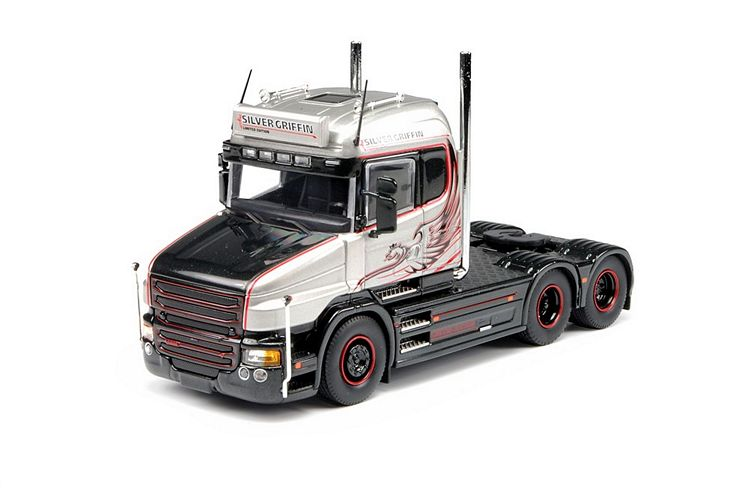 Scania T6 Highline 6x2