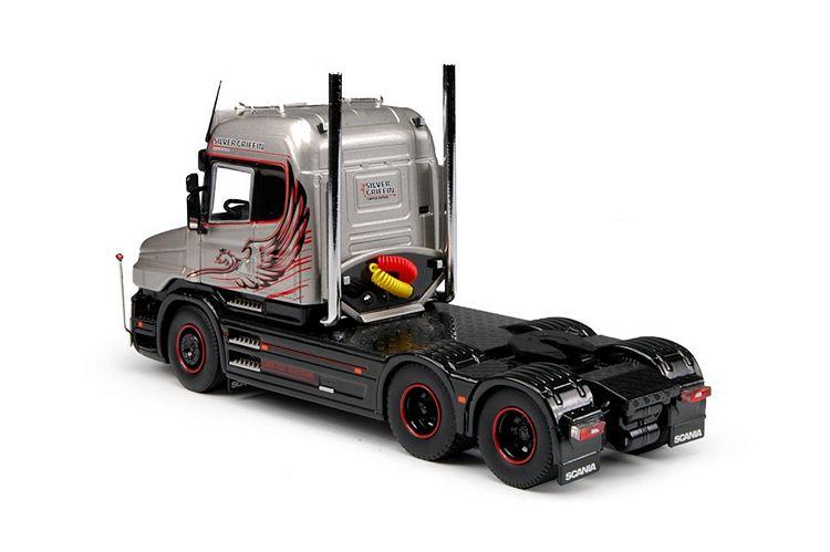 Scania T6 Highline 6x2