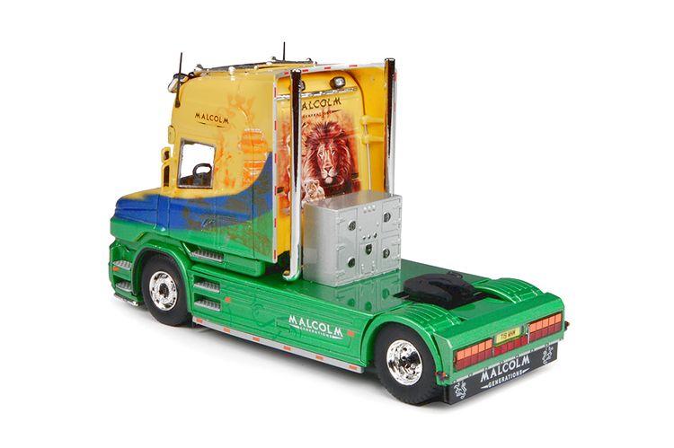 Scania T6 Topline Malcolm W.H.