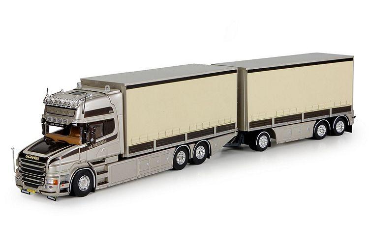 Scania T6 Topline rigid truck  Heijden van der