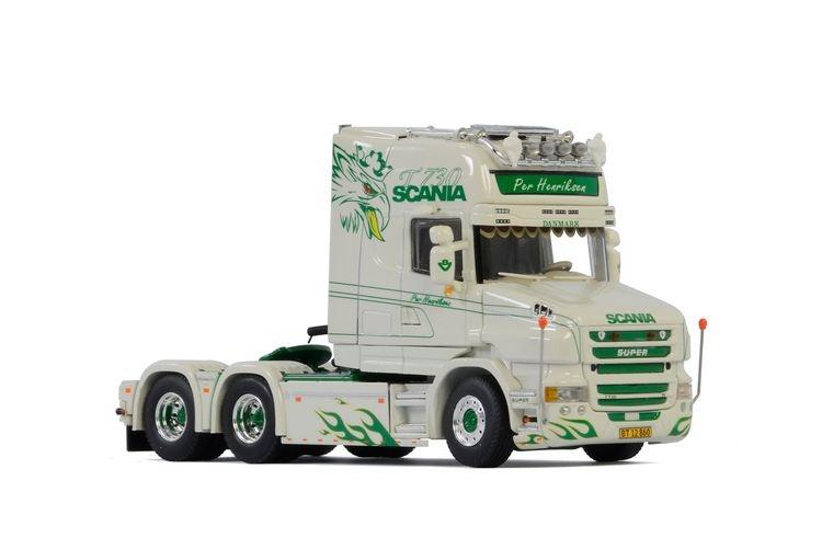 Scania T6 Torpedo Topline Per Hendriksen