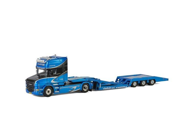 Scania T6 Torpedo Topline Trucktransporter  Vlastuin
