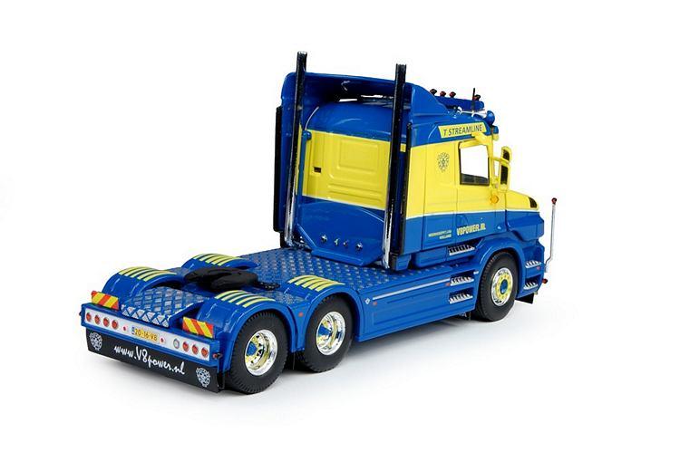 Scania T6 V8 Power.nl