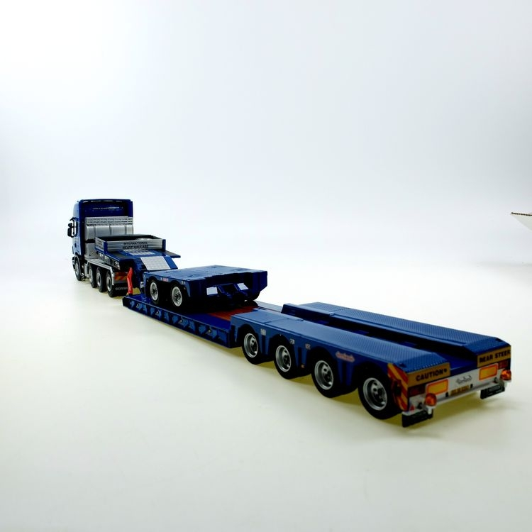 Scania TDR Transport