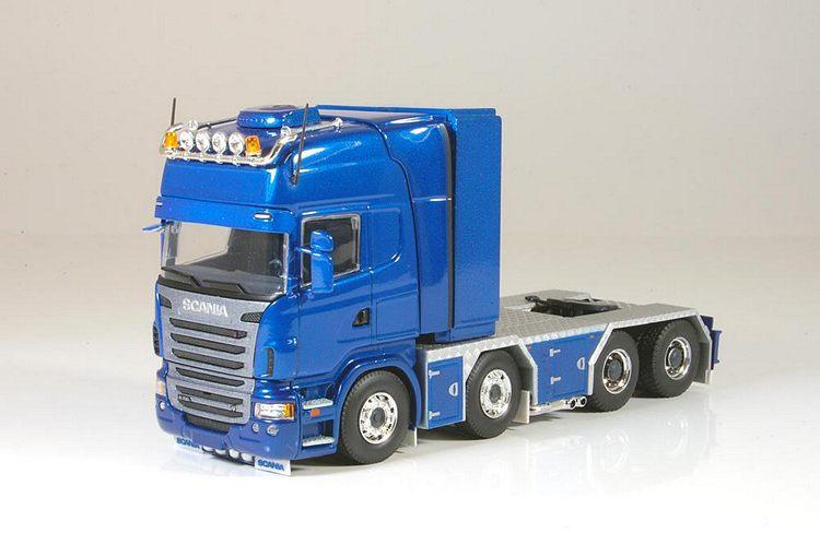 Scania Tekno Basis Plus blau