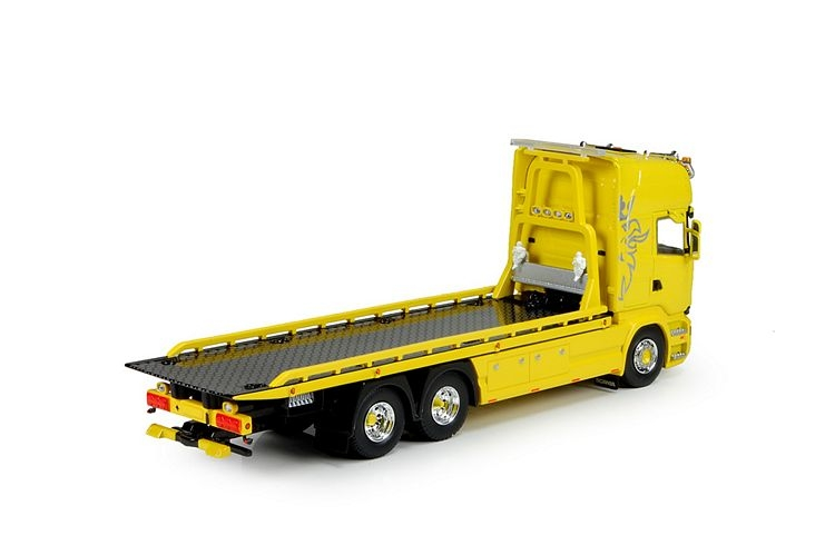 Scania Topline Abschleppfahrzeug Resin TBP