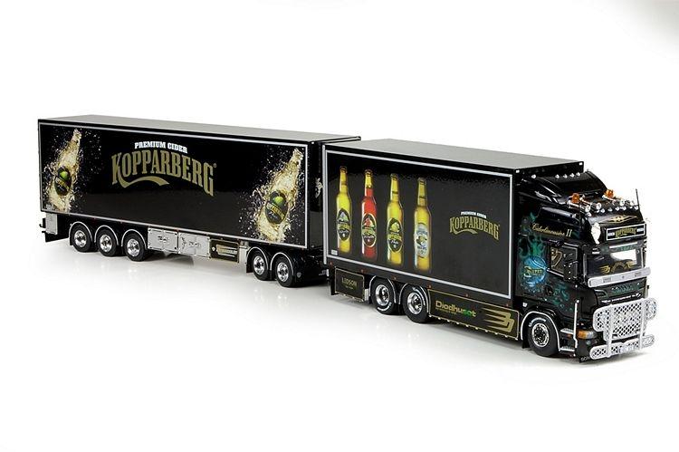 Scania Topline haengerzug Kopparbergs