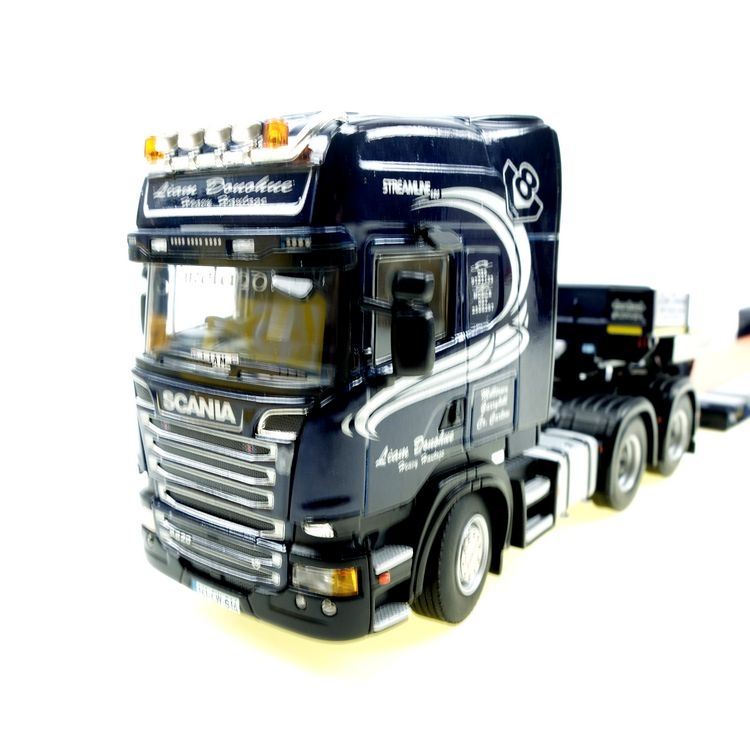 Scania topline Liam Donohue Heavy Haulage Carlow