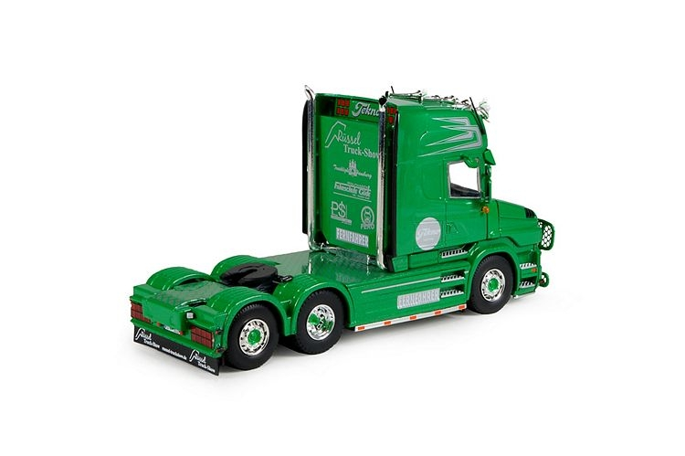 Scania Torpedo 6x4 Russel Truckshow