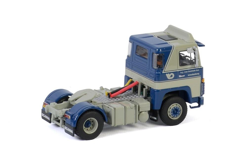 Scania Vabis 110 Scaia 111 Van Bentum set