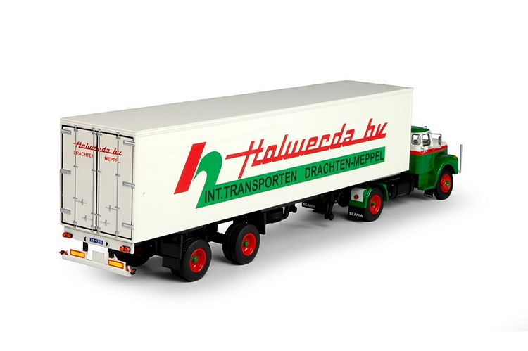 Scania Vabis L76 Klassik  Holwerda