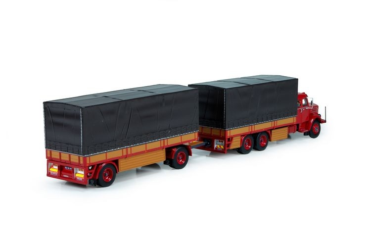 Scania Vabis LS80   Summeren J van