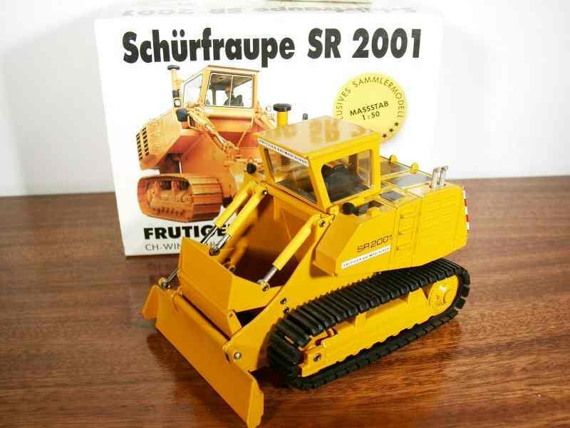 Schürfraupe SR 2001