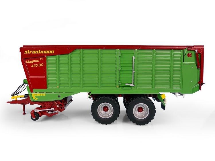 Strautmann Magnon CFS 470 DO