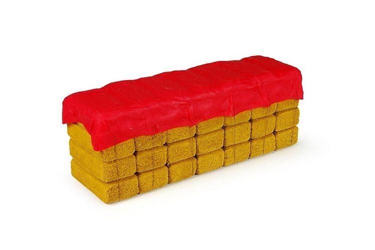 Straw bales 7x4