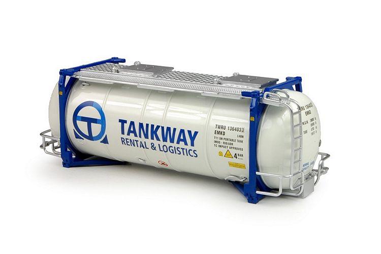 Swap tankcontainer Tankway