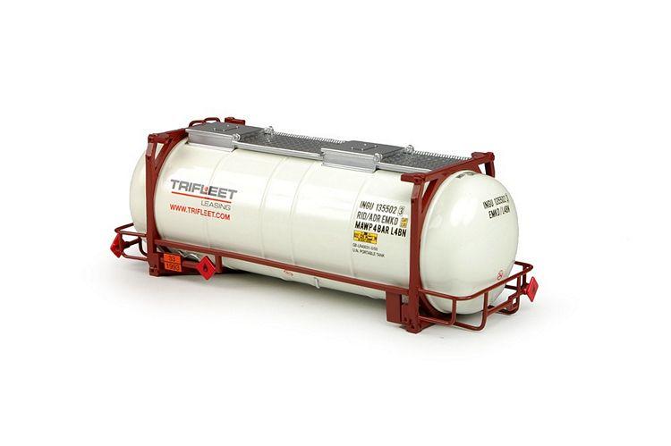 Swap tankcontainer Trifleet