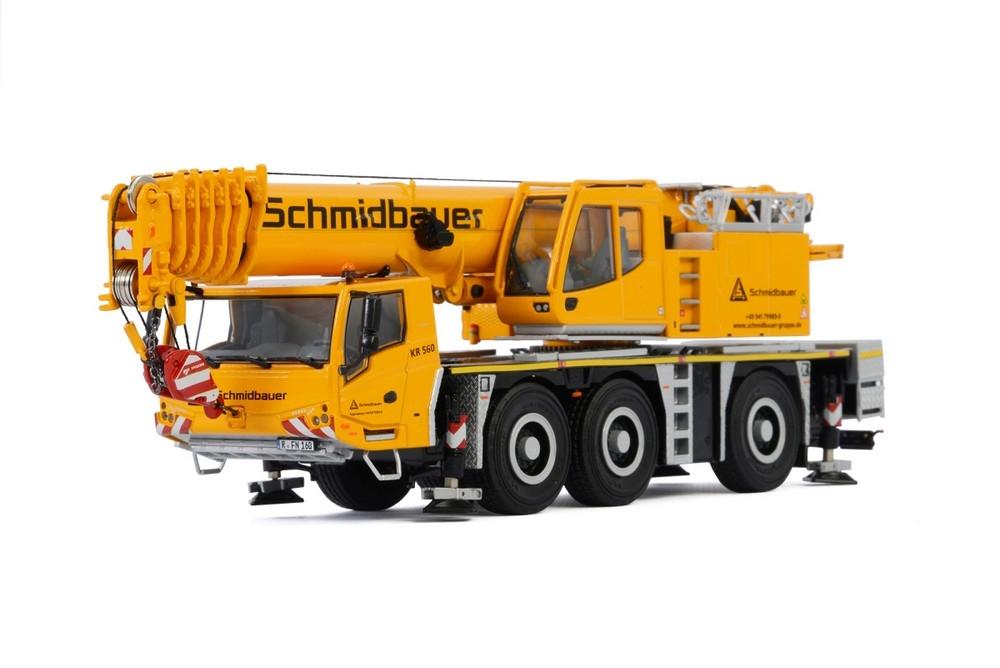 Tadano ATF 60G-3 Schmidbauer