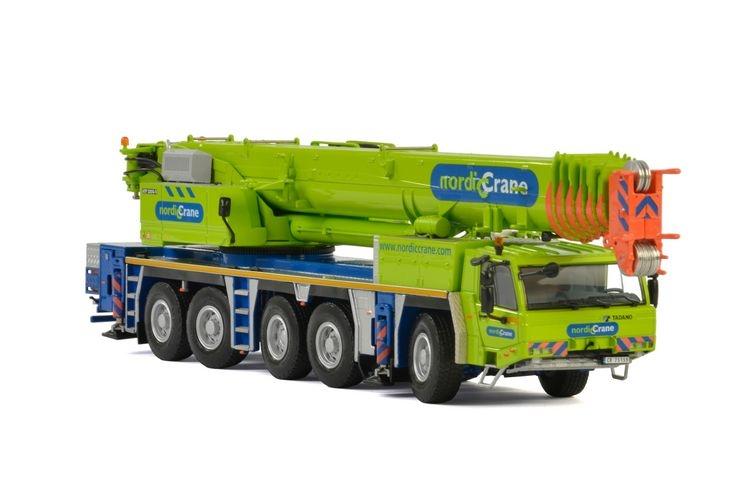 Tadano ATF220G-5 Nordic Crane