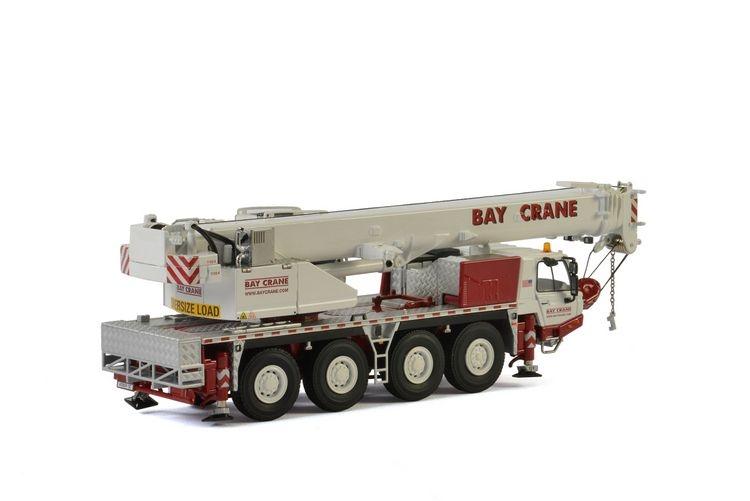 Tadano ATF70G-4 Bay Crane