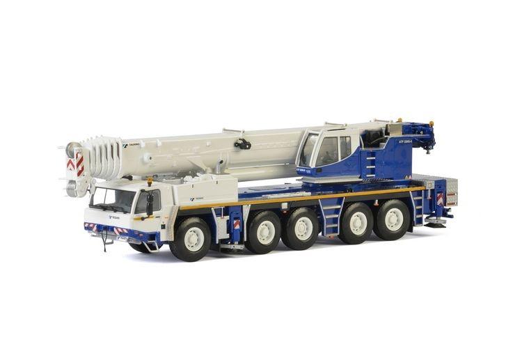 Tadano Faun ATF 220G-5 Euro 3