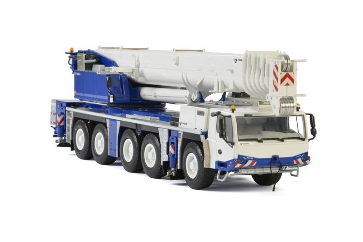 Tadano Faun ATF 220G-5 Euro 4
