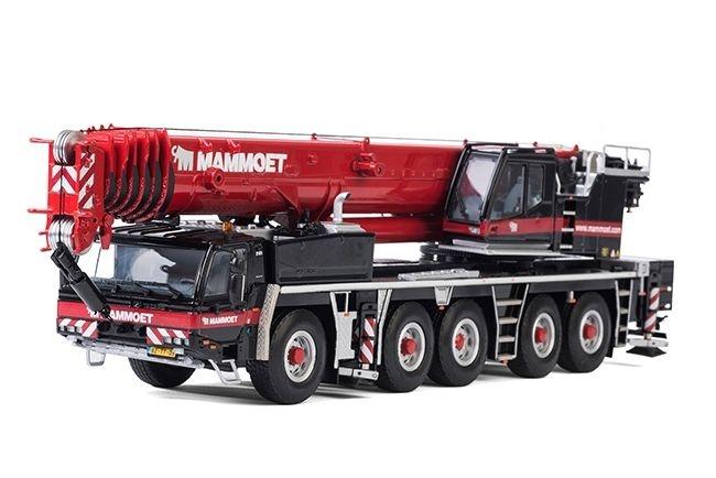 Tadano Faun ATF220G-5  Mammoet