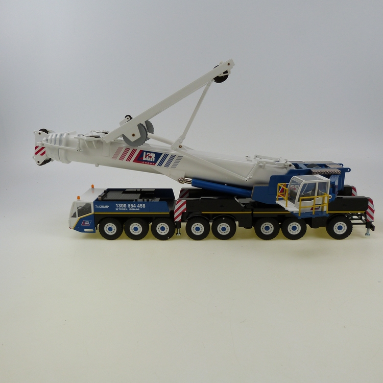 Terex AC 500-2 SSL LCR GROUP Australian