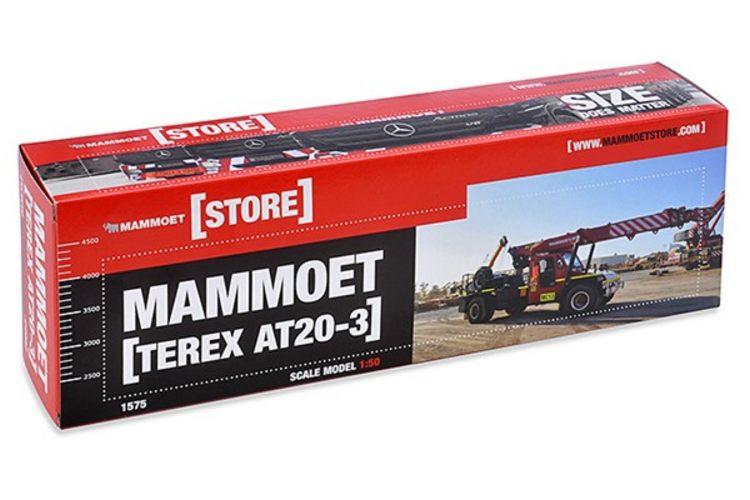 Terex AT20-3 Mammoet